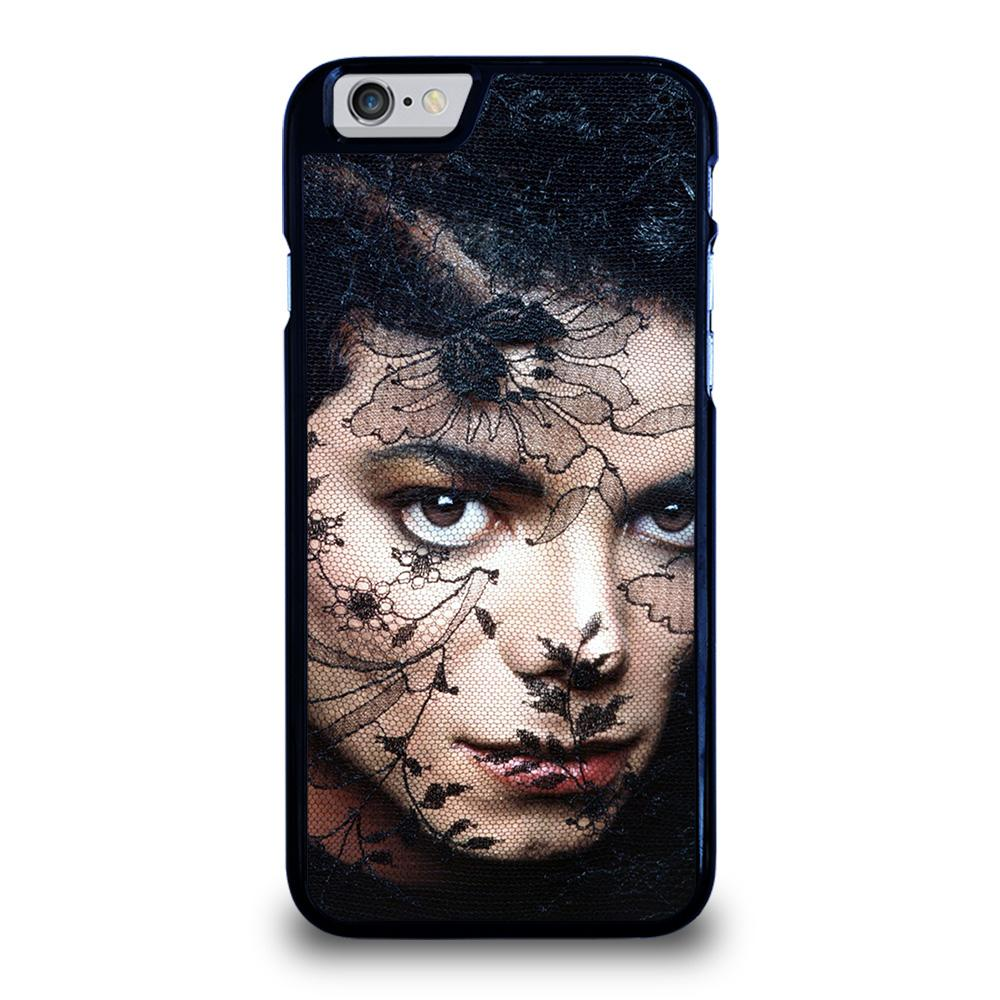 MICHAEL JACKSON FACE POTRAIT Cover iPhone 6 / 6S