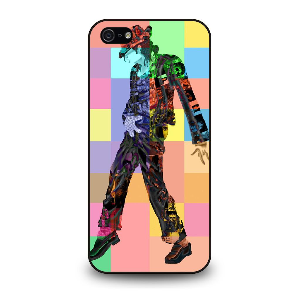 MICHAEL JACKSON MUSIC PARTY ART POP Cover iPhone 5 / 5S / SE