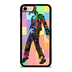 MICHAEL JACKSON MUSIC PARTY ART POP Cover iPhone 8
