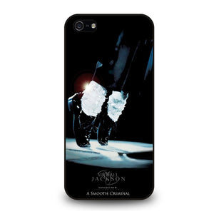 MICHAEL JACKSON SMOOTH CRIMINAL Cover iPhone 5 / 5S / SE