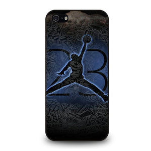 MICHAEL JORDAN AIR JORDAN ART Cover iPhone 5 / 5S / SE