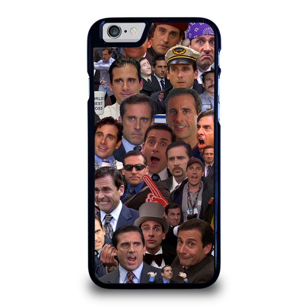 MICHAEL SCOTT COLLAGE Cover iPhone 6 / 6S