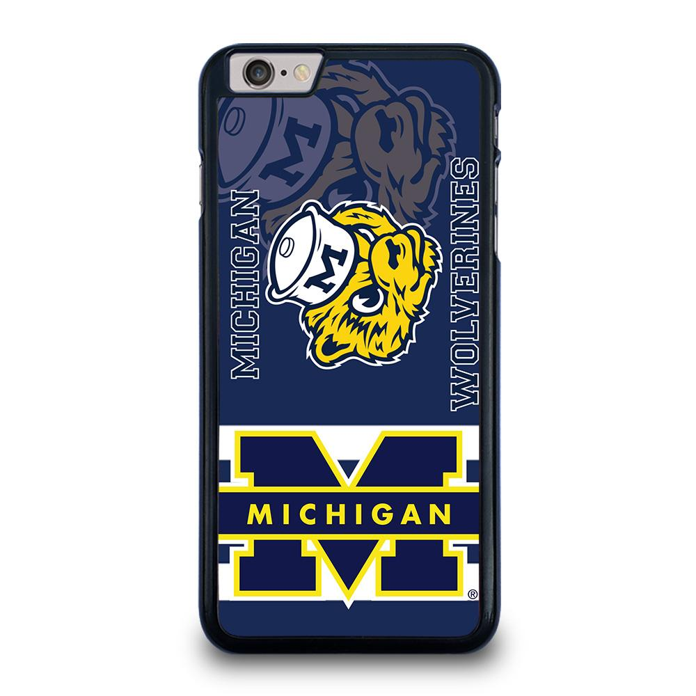 MICHIGAN WOLVERINES 6 Cover iPhone 6 / 6S Plus