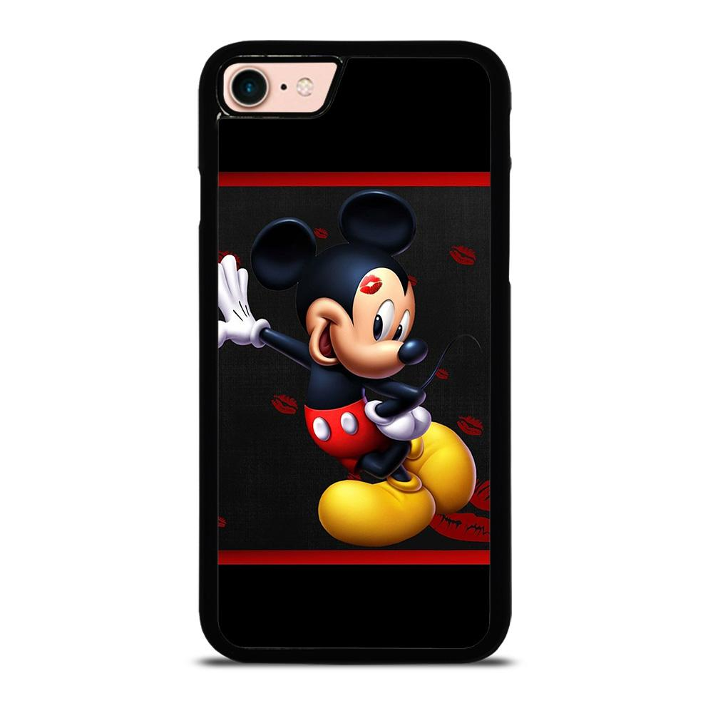 MICKEY MOUSE KISS Cover iPhone 8
