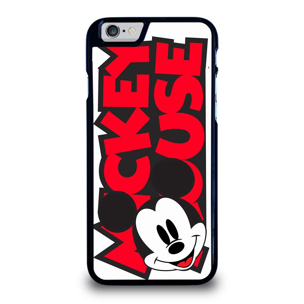 MICKEY MOUSE LOGO Cover iPhone 6 / 6S