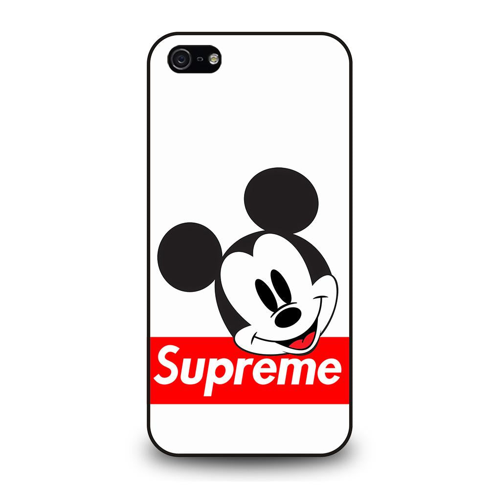 MICKEY MOUSE SUPREME Cover iPhone 5 / 5S / SE