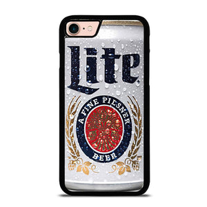 MILLER LITE BEER CAN custodia cover iPhone8