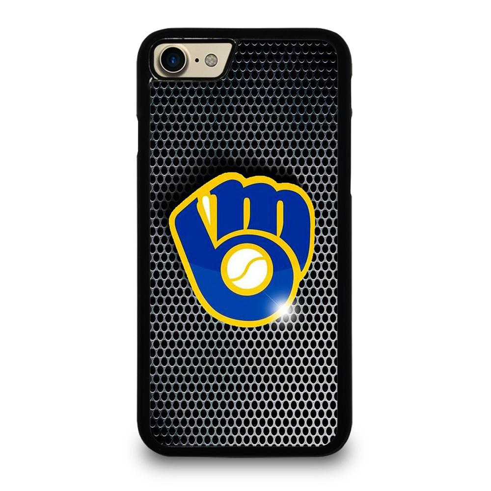 MILWAUKEE BREWERS LOGO 2 cover iPhone 7