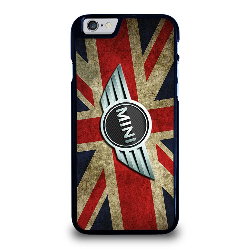 MINI COOPER FLAG DESIGN Cover iPhone 6 / 6S