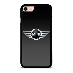 MINI COPER BLACK LOGO Cover iPhone 8
