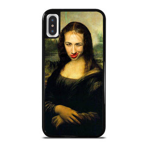 MIRANDA SINGS MONA LISA cover iPhone X / XS,cover iphone x india cover iphone x con nome,MIRANDA SINGS MONA LISA cover iPhone X / XS