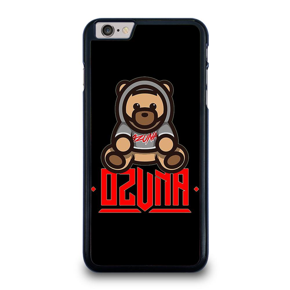 MOSCHINO BEAR WHITE OZUNA Cover iPhone 6 / 6S Plus