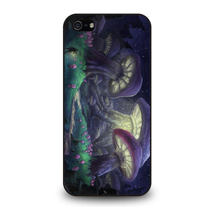 MUSHROOM FOREST FANTASY Cover iPhone 5 / 5S / SE