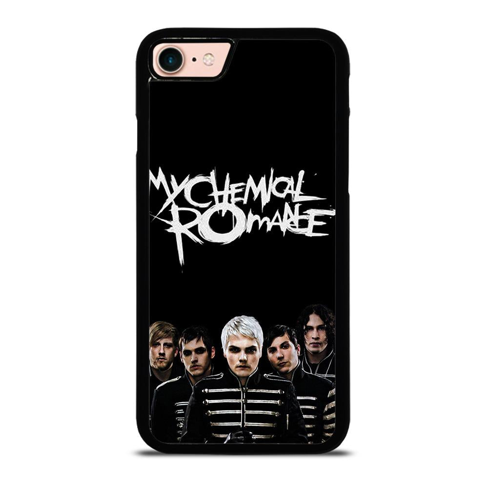 MY CHEMICAL ROMANCE BAND Cover iPhone 8