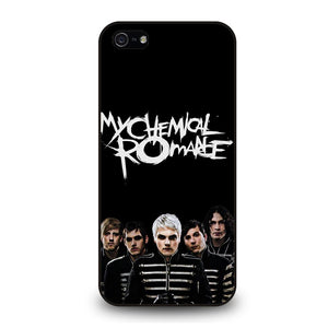 MY CHEMICAL ROMANCE BAND Cover iPhone 5 / 5S / SE