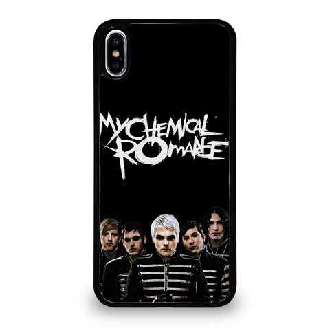 MY CHEMICAL ROMANCE BAND Cover iPhone XS Max,cover iphone xs max unicorno template cover iphone xs max,MY CHEMICAL ROMANCE BAND Cover iPhone XS Max