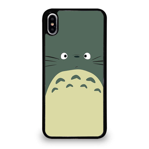 MY NEIGHBOUR TOTORO FACE Cover iPhone XS Max,cover iphone xs max waterproof cover iphone xs max cellular line,MY NEIGHBOUR TOTORO FACE Cover iPhone XS Max