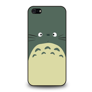 MY NEIGHBOUR TOTORO FACE Cover iPhone 5 / 5S / SE