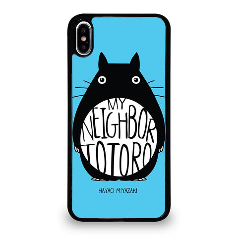 MY NEIGHBOUR TOTORO GRAPHIC Cover iPhone XS Max,cover iphone xs max white cover iphone xs max as roma,MY NEIGHBOUR TOTORO GRAPHIC Cover iPhone XS Max