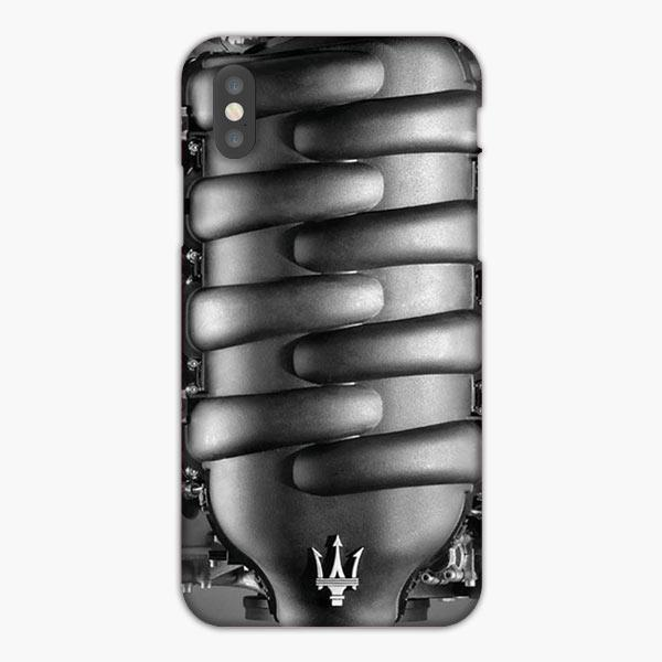 Custodia Cover iphone 6 7 8 plus Maserati Engine