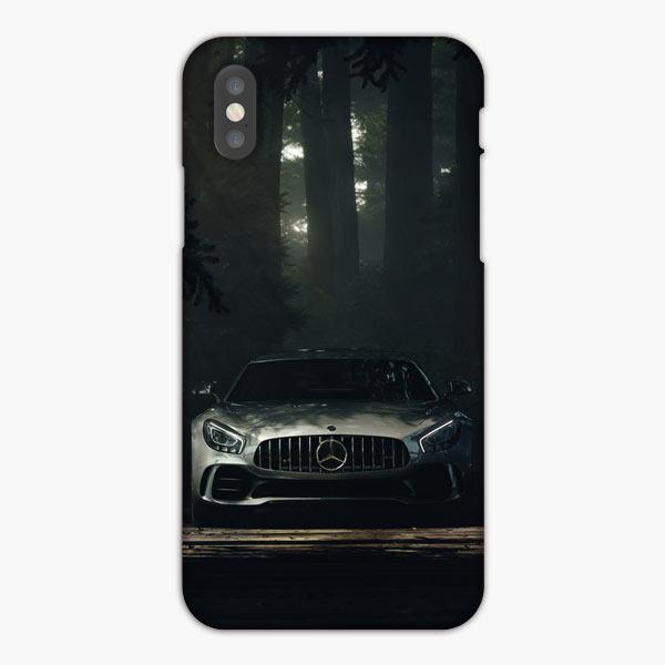 Custodia Cover iphone 6 7 8 plus Mercedes Benz Amg Gt Forest