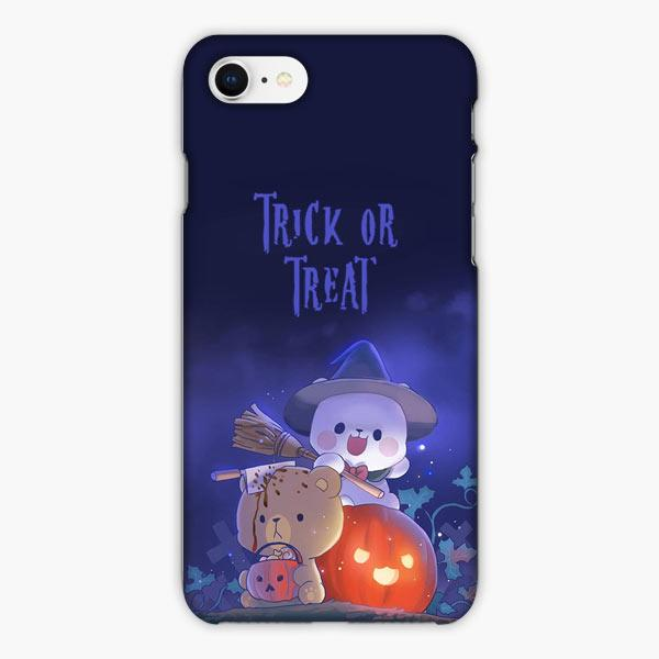 Custodia Cover iphone 6 7 8 plus Milk And Mocha Trick Or Treat