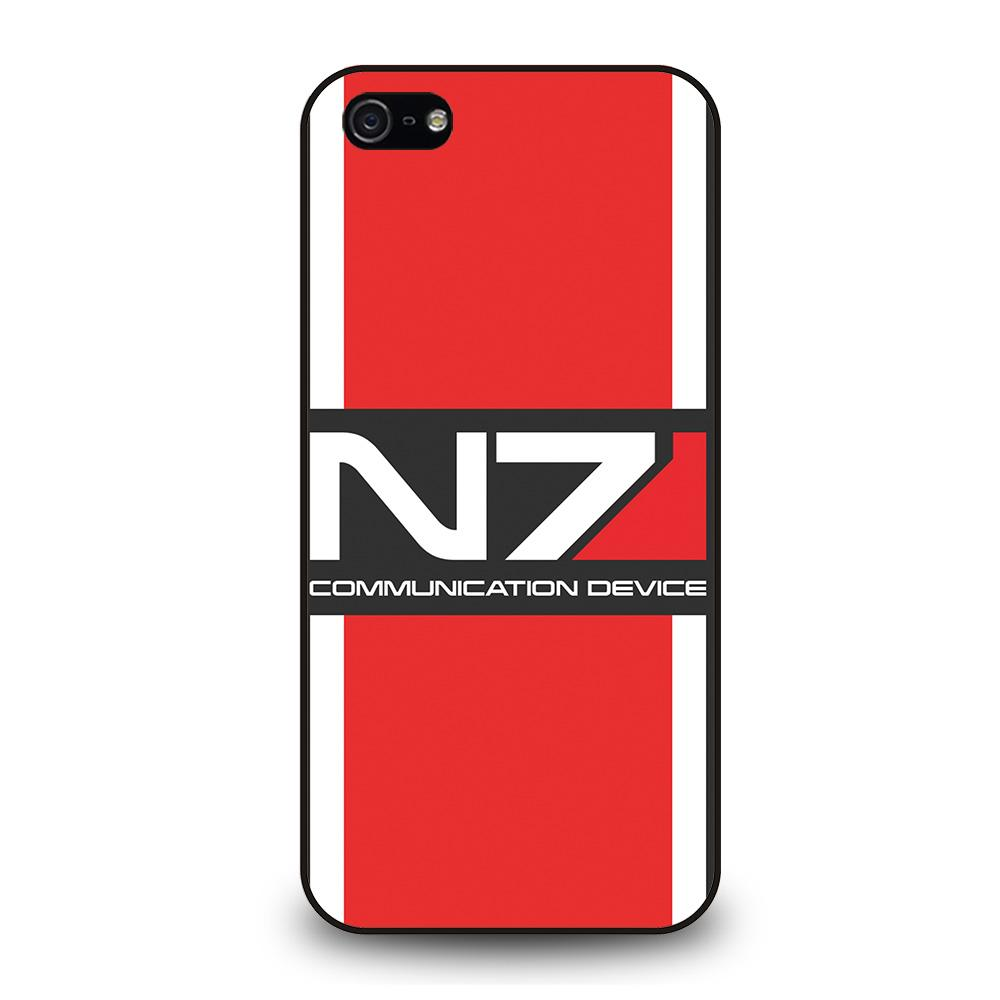 N7 MASS EFFECT IOS Cover iPhone 5 / 5S / SE