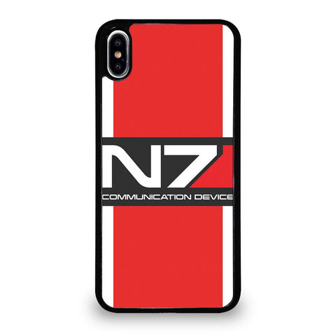 N7 MASS EFFECT IOS Cover iPhone XS Max,cover iphone xs max png cover iphone xs max harry potter,N7 MASS EFFECT IOS Cover iPhone XS Max