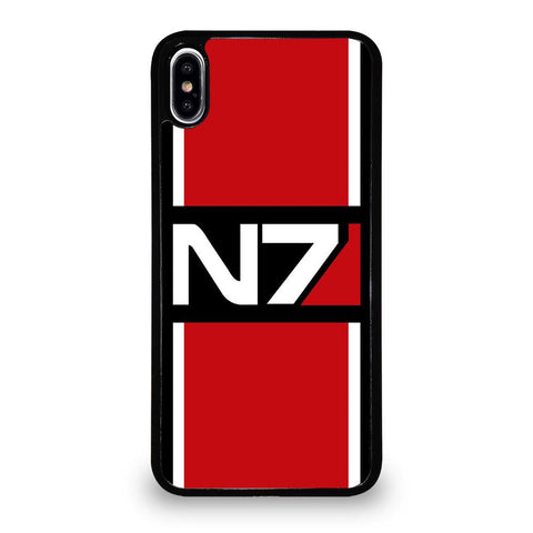N7 MASS EFFECT MOBILE Cover iPhone XS Max,cover iphone xs max belle cover iphone xs max s,N7 MASS EFFECT MOBILE Cover iPhone XS Max