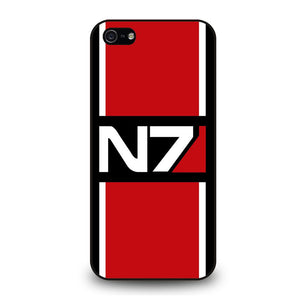N7 MASS EFFECT MOBILE Cover iPhone 5 / 5S / SE