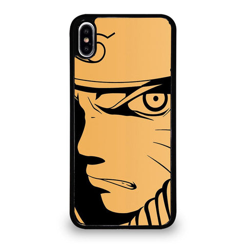 NARUTO FACE ART Cover iPhone XS Max,cover iphone xs max avicii cover iphone xs max e xs,NARUTO FACE ART Cover iPhone XS Max