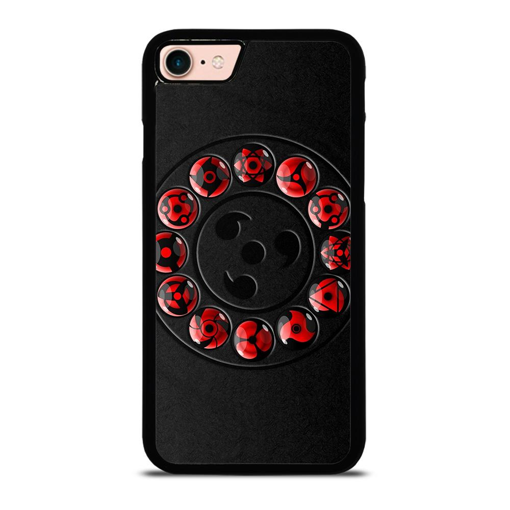 NARUTO SHARINGAN ICON Cover iPhone 8