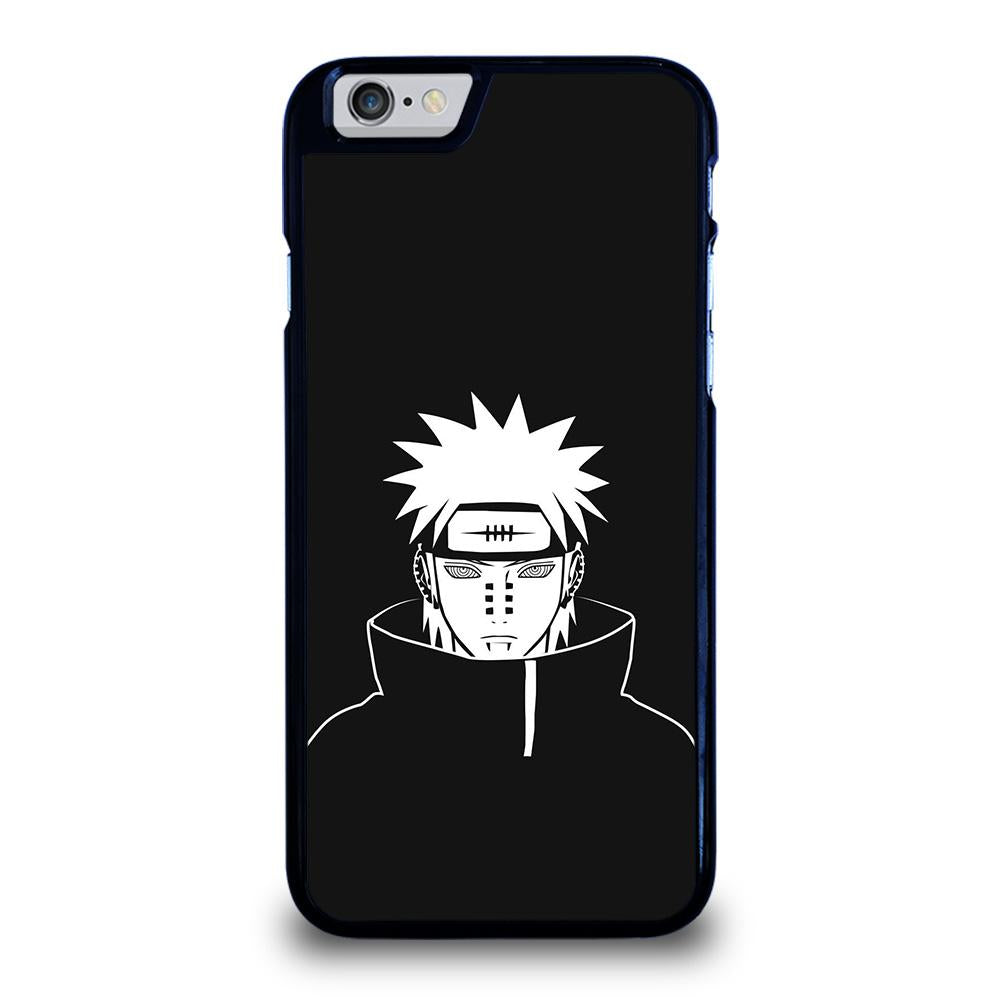 NARUTO SHIPPUDEN BLACK WHITE Cover iPhone 6 / 6S