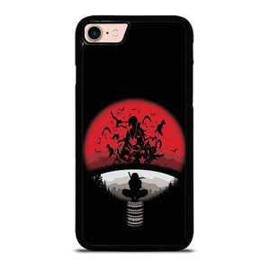 NARUTO UCHIHA LOGO Cover iPhone 8