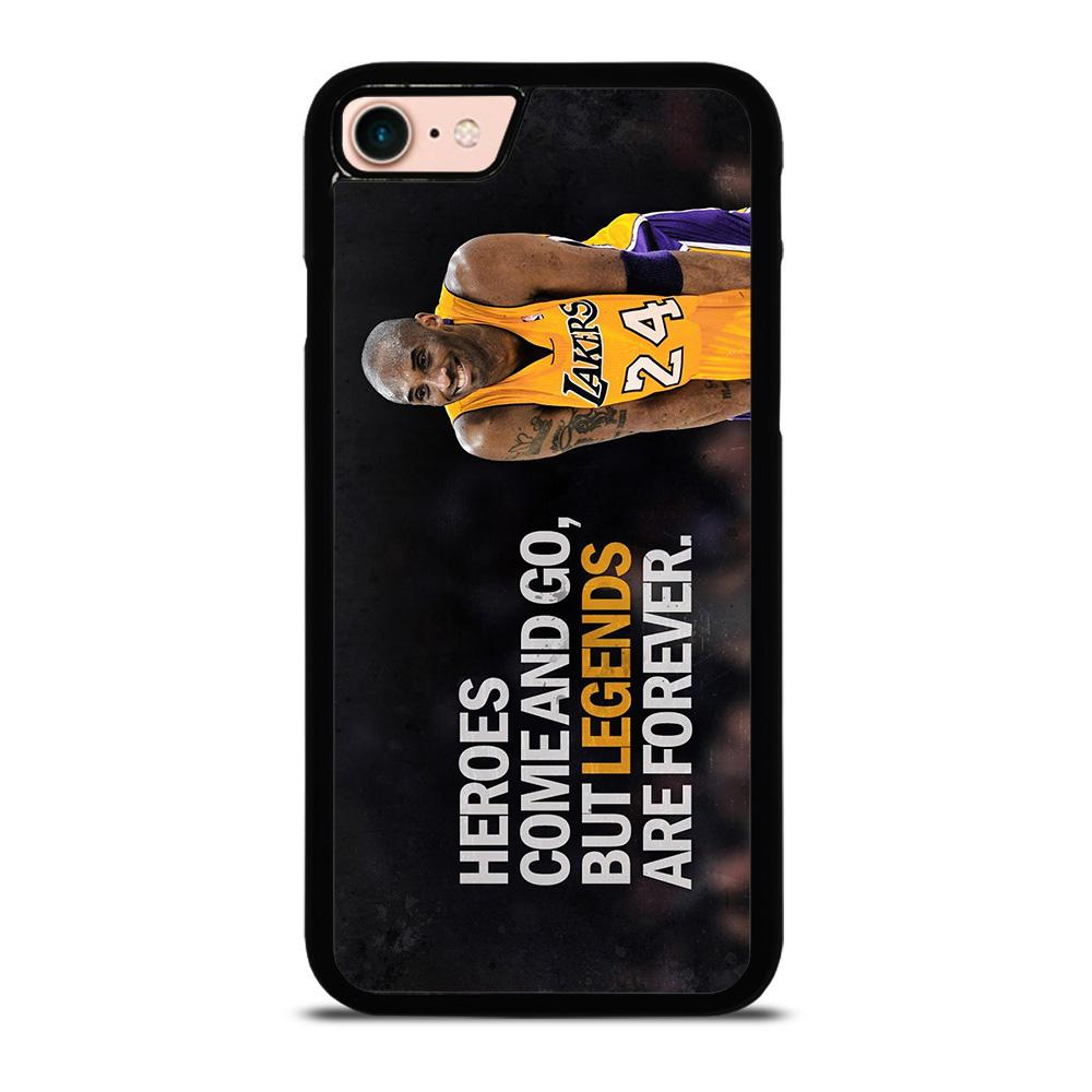 NBA LAKERS KOBE BRYANT Cover iPhone 8