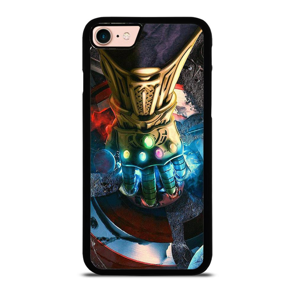 NEW AVENGER INFINITY THANOS HAND Cover iPhone 8