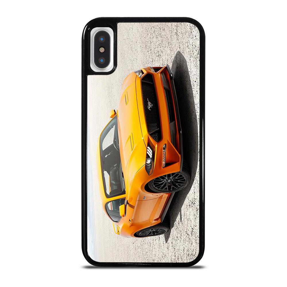 NEW FORD MUSTANG V8-GT cover iPhone X / XS,cover iphone x speck cover iphone x slim,NEW FORD MUSTANG V8-GT cover iPhone X / XS