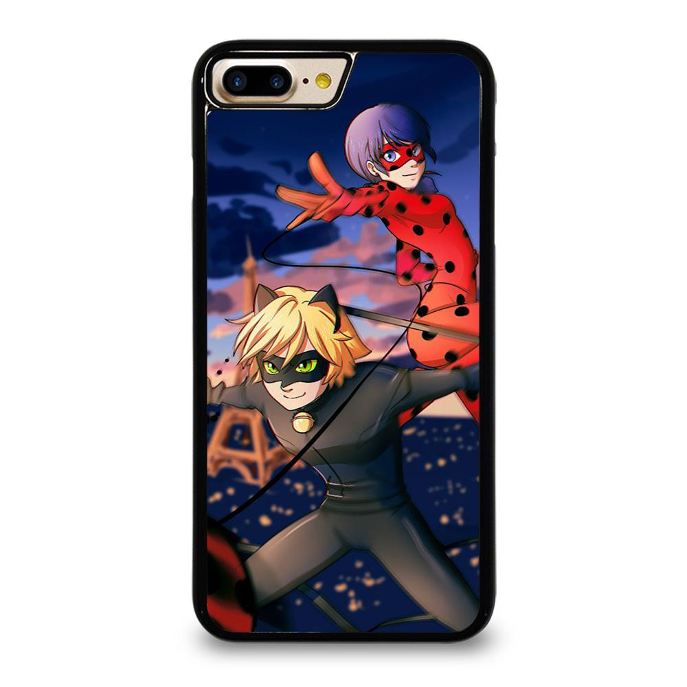 NEW MIRACULOUS LADYBUG CAT Cover iPhone 7 Plus