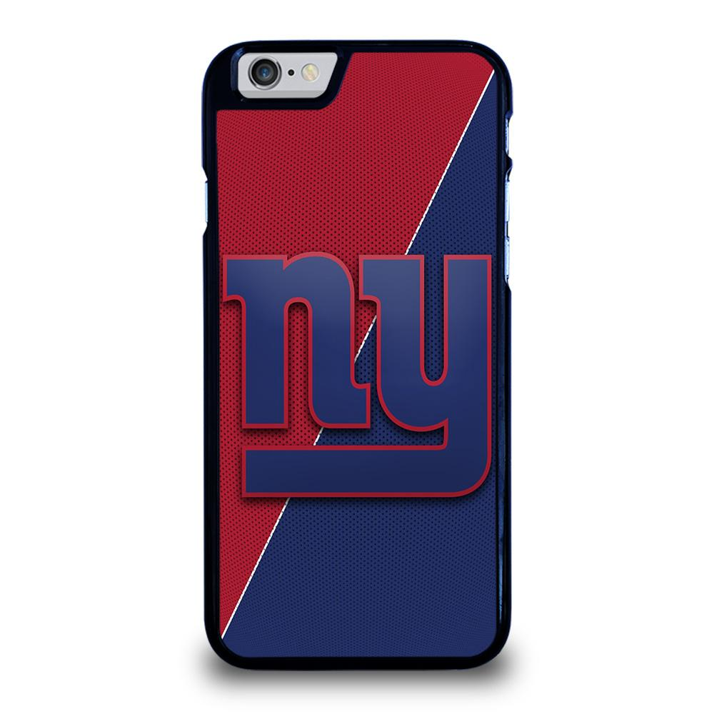 NEW YORK GIANTS JERSEY STYLE Cover iPhone 6 / 6S