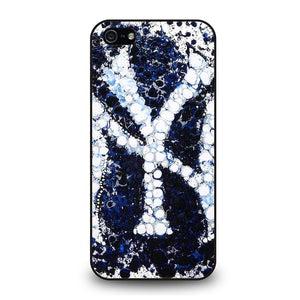NEW YORK YANKEES ART Cover iPhone 5 / 5S / SE