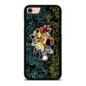 NEW CRASH BANDICOOT custodia cover iPhone8