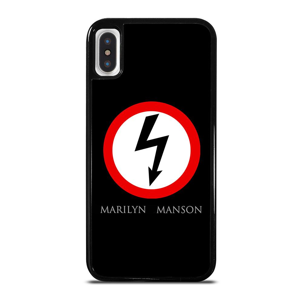 NEW MARILYN MANSON LOGO cover iPhone X / XS,cover iphone x octopus cover iphone x miniinthebox,NEW MARILYN MANSON LOGO cover iPhone X / XS