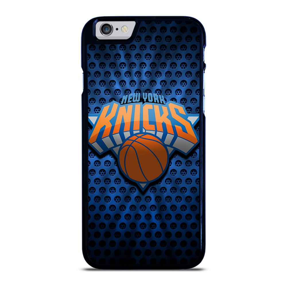 NEW YORK KNICKS LOGO BLUE Cover iPhone 6 / 6S