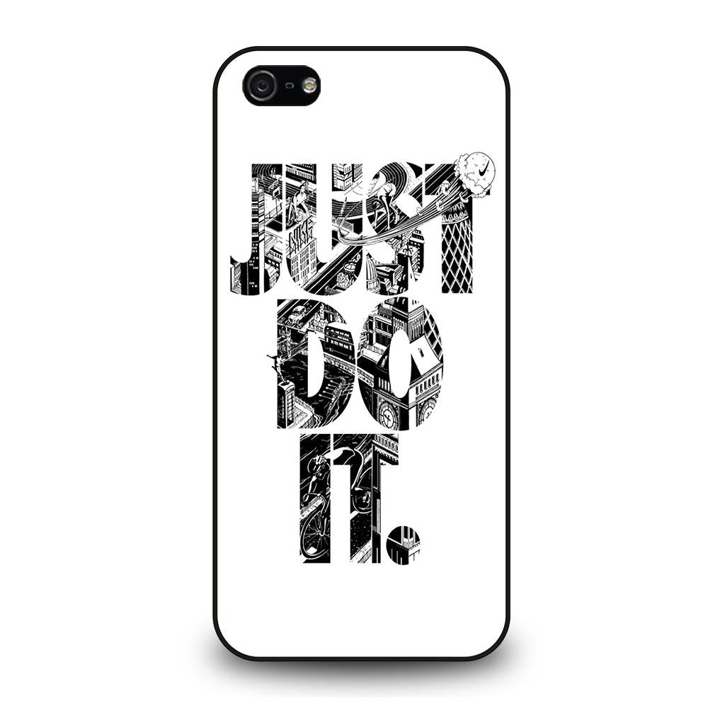 NIKE JUST DO IT TYPE Cover iPhone 5 / 5S / SE