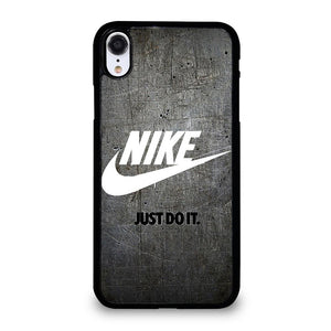 NIKE JUST DO IT Cover iPhone XR,cover iphone xr marche apple iphone xr cover,NIKE JUST DO IT Cover iPhone XR