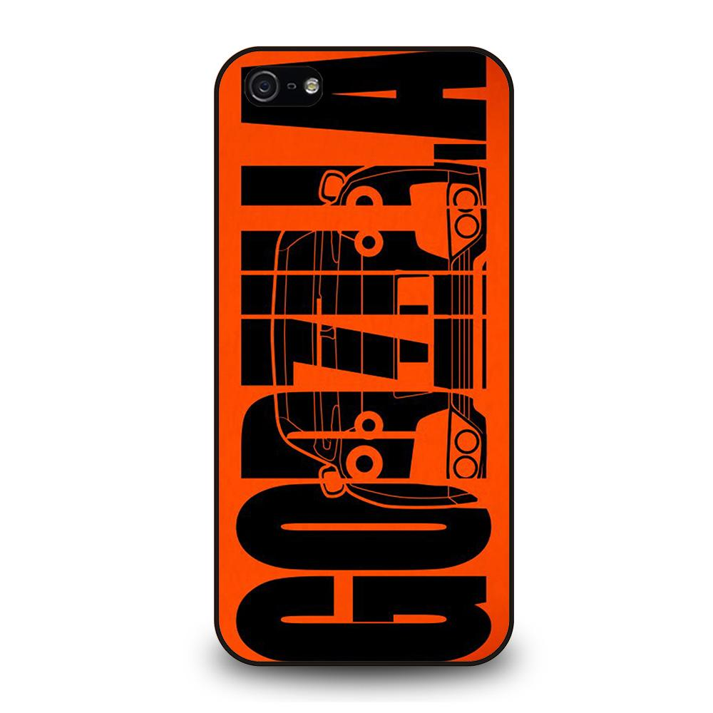 NISSAN GODZILLA GTR R35 Cover iPhone 5 / 5S / SE