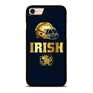 NOTRE DAME IRISH ND GOLD Cover iPhone 8
