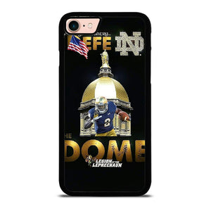 NOTRE DAME ND GOD COUNTRY Cover iPhone 8