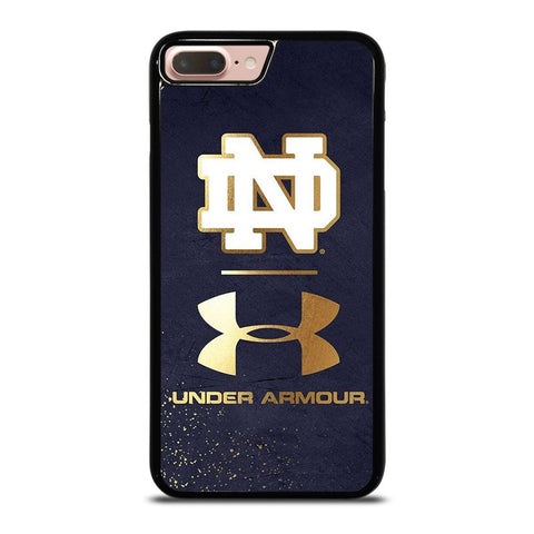 NOTRE DAME UNDER ARMOUR Cover iPhone 8 Plus,cover iphone 8 plus giallo fluo cover iphone 8 plus dsquared,NOTRE DAME UNDER ARMOUR Cover iPhone 8 Plus