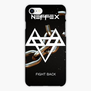 Custodia Cover iphone 6 7 8 plus Neffex 2 Logo Fight Back